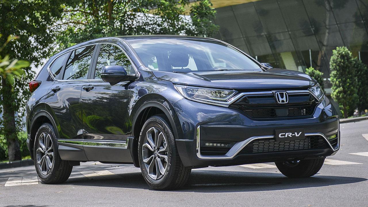 Xe Honda CR-V 2021
